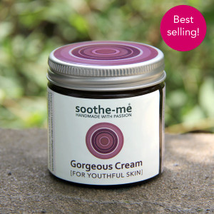 Gorgeous cream with Rose & Frankincense
