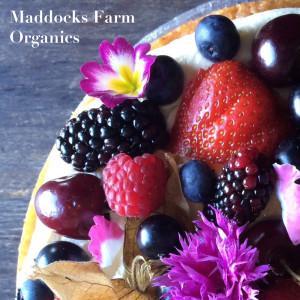 Maddocks Farm Organics edible flowers