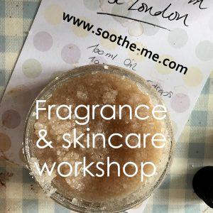 Essential oils fragrance & skincare workshop
