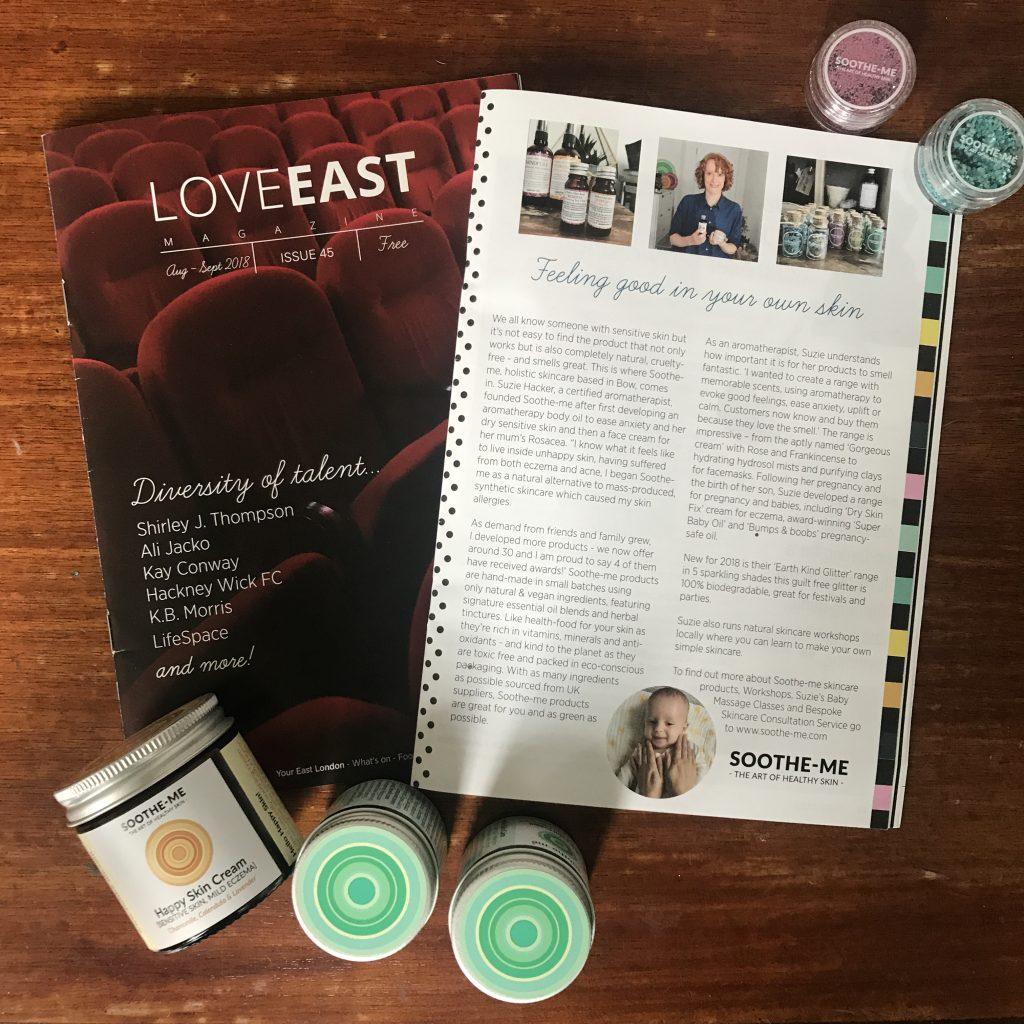 Love East - Baby Massage & skincare Hackney, bow